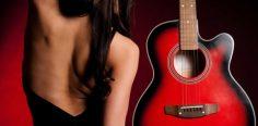 Flamenco instrumental, música de guitarra española relajante.