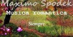 Música romántica famosa, melodías que te llegarán al alma.
