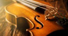Música de violín para relajarse o trabajar concentrado, con atención plena.