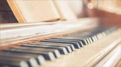 Música de piano relajante para estudiar o trabajar concentrado.