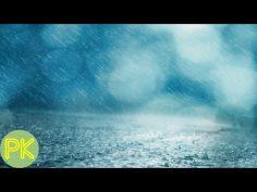 Música para relajarse y reducir la ansiedad con sonido de lluvia.