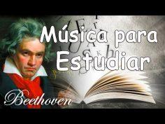 Música Clásica para Estudiar y Concentrarse y Memorizar | Beethoven Música Relajante Piano
