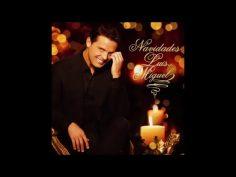 Álbum completo de canciones de navidad de Luis Miguel.