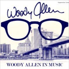 Bandas sonoras en jazz interpretadas con el clarinete de Woody Allen.