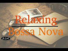 Bossa nova, jazz instrumental para relajarnos en compañía.