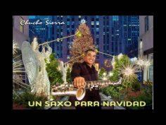 Chucho Sierra. Un saxo para navidad, villancicos instrumentales.
