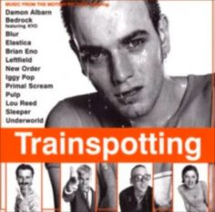 Bandas sonoras de películas de culto. Música de Trainspotting.