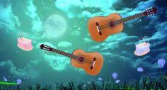 Música tranquila de guitarra ideal para calmar y dormir bebés.