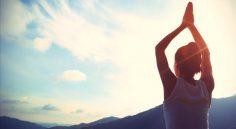Música para saludo al sol, para calmar la mente y meditar.