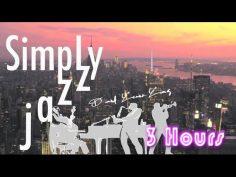 Jazz instrumental de larga duración, vitaminas para el cerebro.