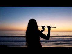 Música instrumental de piano y flauta relajante de larga duración.