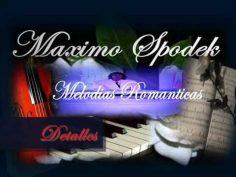 Melodías románticas en instrumental interpretadas en piano.