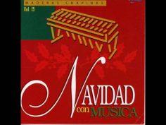 Música de navidad instrumental y de coros con marimba colombiana.