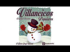 Villancicos navideños populares, villancicos clásicos tradicionales.