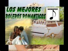 Los mejores boleros, música romántica instrumental.