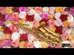 Boleros románticos en saxo, la mejor música para enamorar.