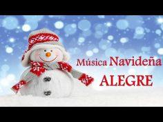Música navideña instrumental alegre para relajarse.