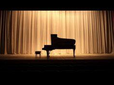 Música clásica de piano relajante para estudiar, memorizar y concentrarse.