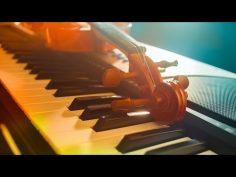 Música clásica de piano y violín relajante para trabajar y concentrarse.