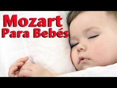 Música clásica para niños, música relajante para dormir bebés.