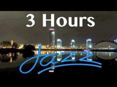 Jazz instrumental de larga duración para crear un ambiente cautivador.