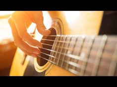 Música instrumental de guitarra relajante para trabajar y concentrarse.