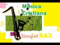 La mejor música instrumental gospel interpretada con saxo.