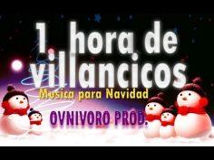 Música navideña en español. Villancicos populares