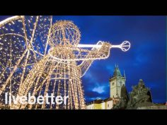 Música navideña instrumental en flauta relajante para niños.
