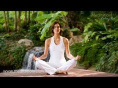 Música para yoga, sonidos de la naturaleza para relajarse.