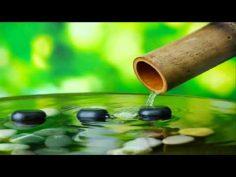 Música relajante para practicar yoga con sonidos de la naturaleza.