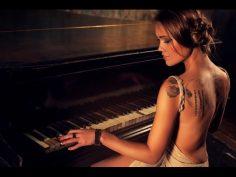 Música de piano de larga duración para relajarse.