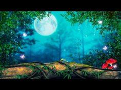 Música para dormir profundamente y relajarse con sonidos de la noche.