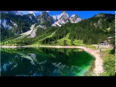 Sonidos de la naturaleza relajantes, canto de pájaros y fluir de un río.
