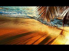 Música relajante con sonidos del agua del mar para relajarse.