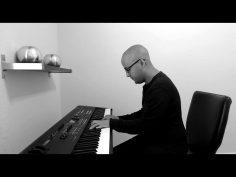 Música cristiana instrumental de piano interpretada por Samy Galí .