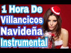 Villancicos tradicionales mix. Música navideña instrumental.