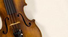 Música de Bach, relajante música clásica de violín.